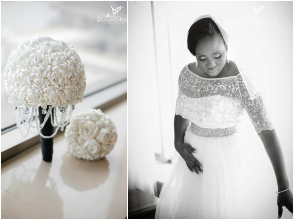 Wedding at the Oriental Hotel Lagos
