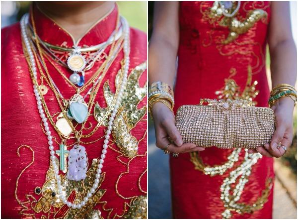 cultural bride accessories