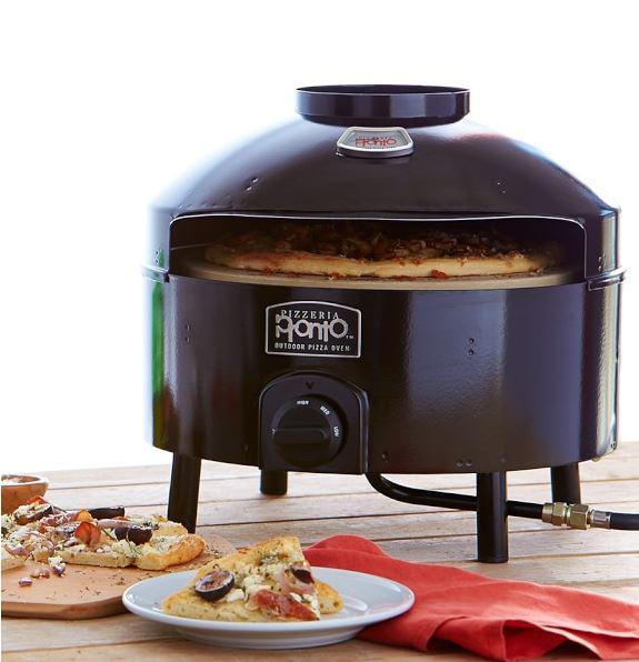 Pizzeria Pronto Outdoor Pizza Oven, $299.95 at Williams-Sonoma