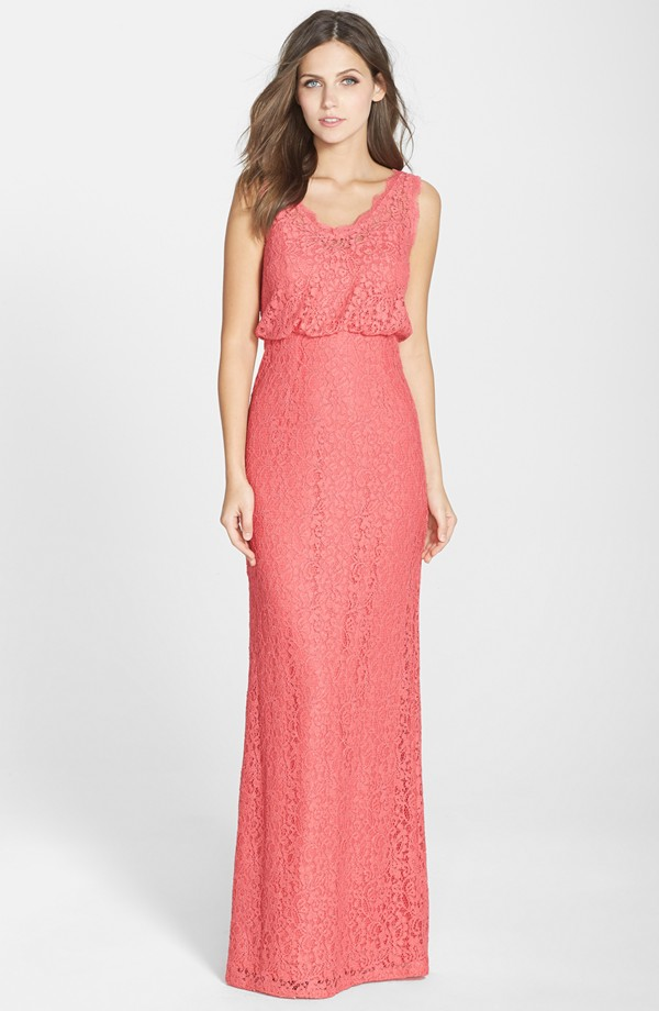 Adriana Papell Bridesmaid dress