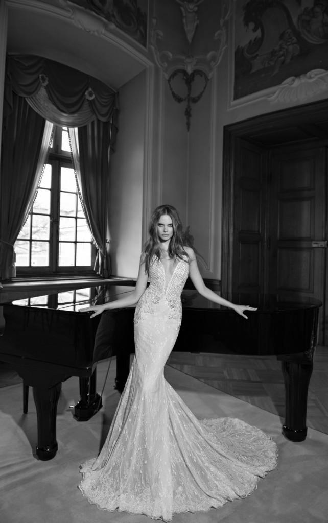 Berta Bridal FW 2015 Collection 1