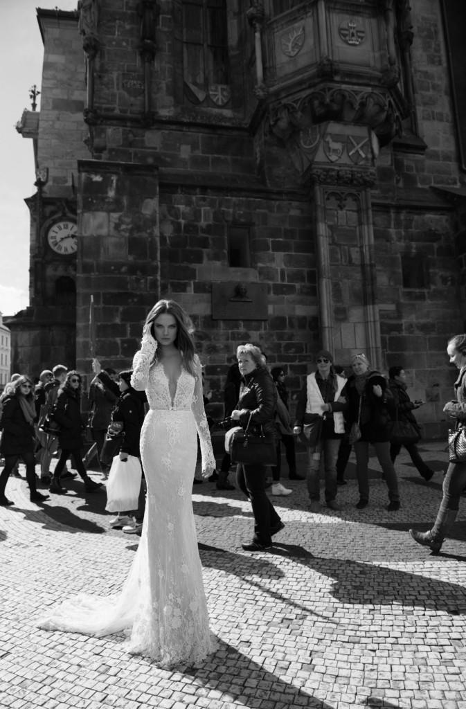 Berta Bridal FW 2015 Collection 21