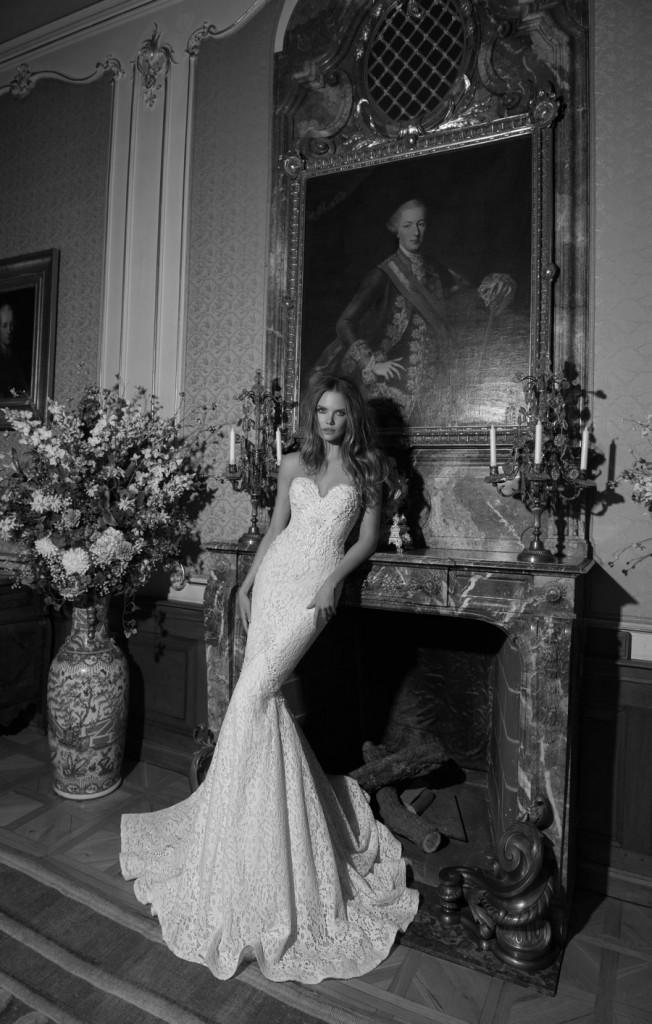 Berta Bridal FW 2015 Collection 24
