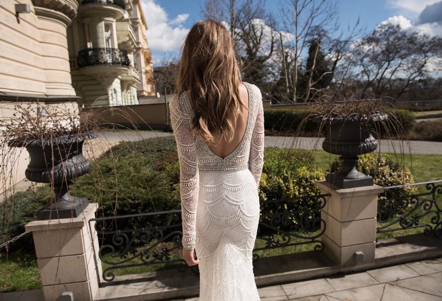 Berta Bridal FW 2015 Collection 27
