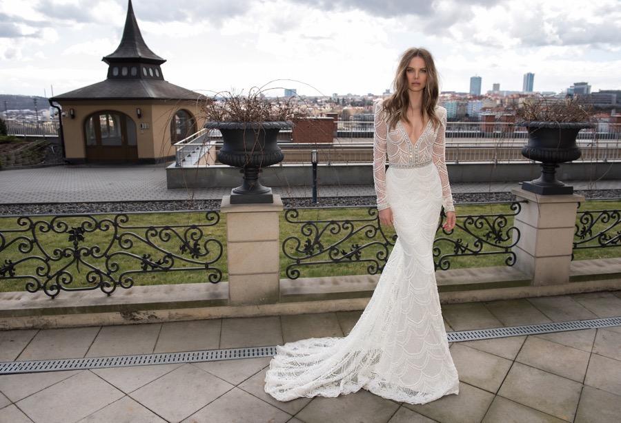 Berta Bridal FW 2015 Collection 29