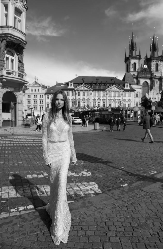 Berta Bridal FW 2015 Collection 3