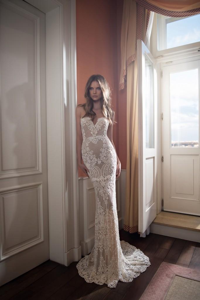 Berta Bridal FW 2015 Collection 34
