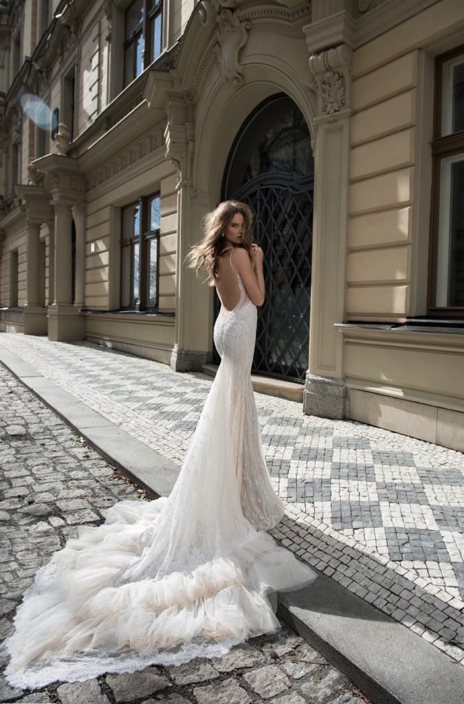 Berta Bridal FW 2015 Collection 45