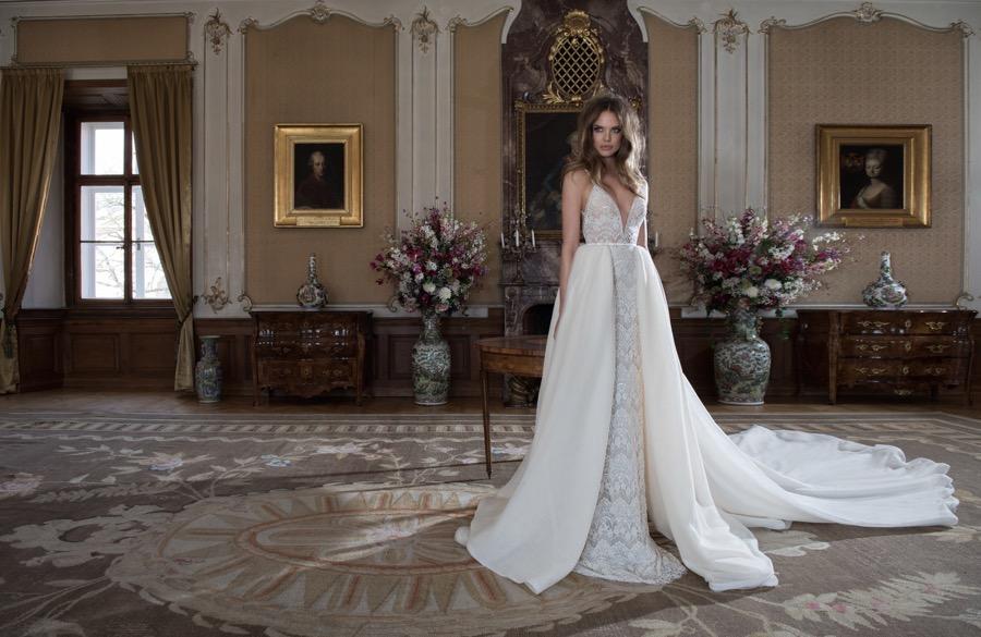 Berta Bridal FW 2015 Collection 5
