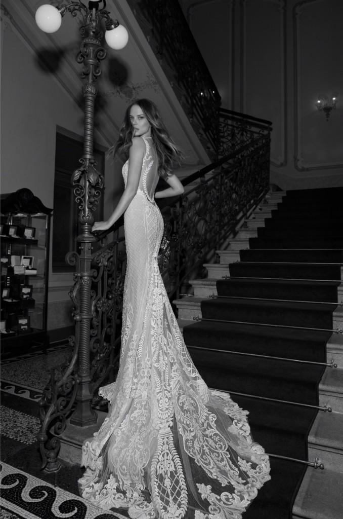 Berta Bridal FW 2015 Collection 54