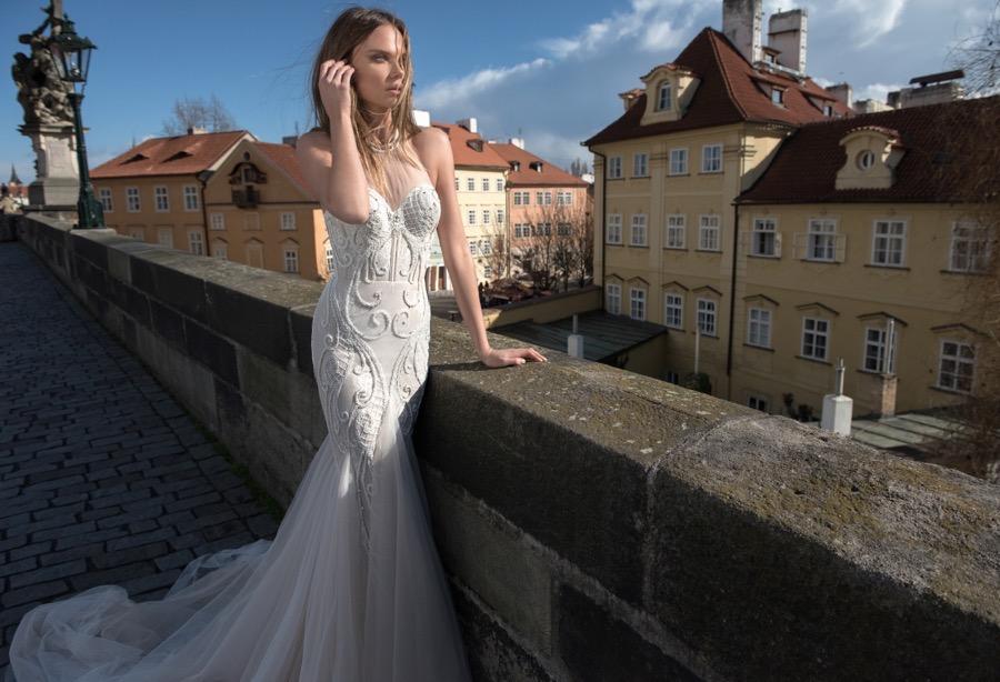 Berta Bridal FW 2015 Collection 56