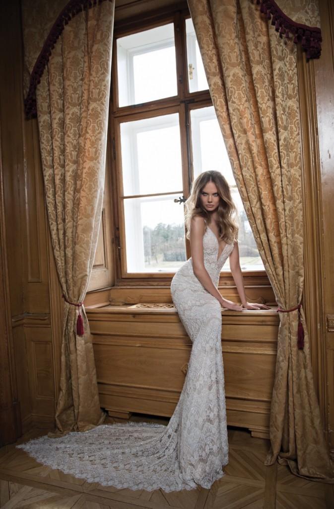 Berta Bridal FW 2015 Collection 6