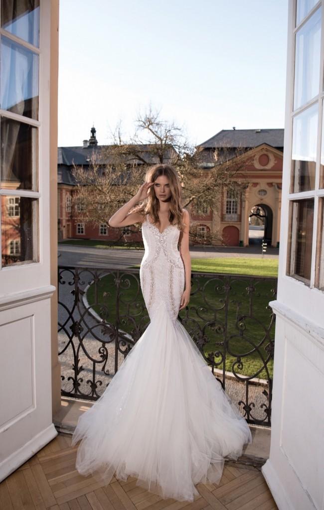 Berta Bridal FW 2015 Collection 65
