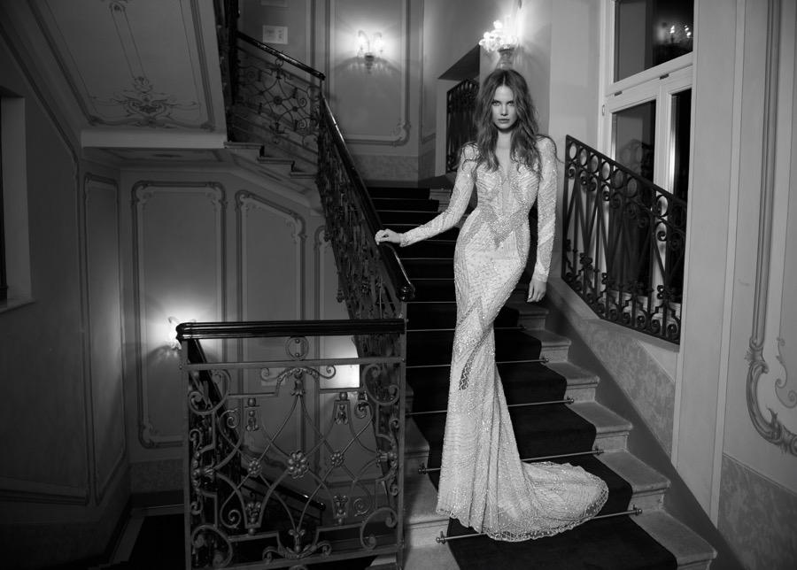 Berta Bridal FW 2015 Collection 70