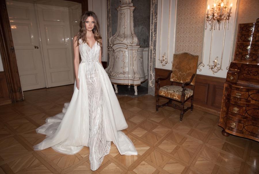 Berta Bridal FW 2015 Collection 73