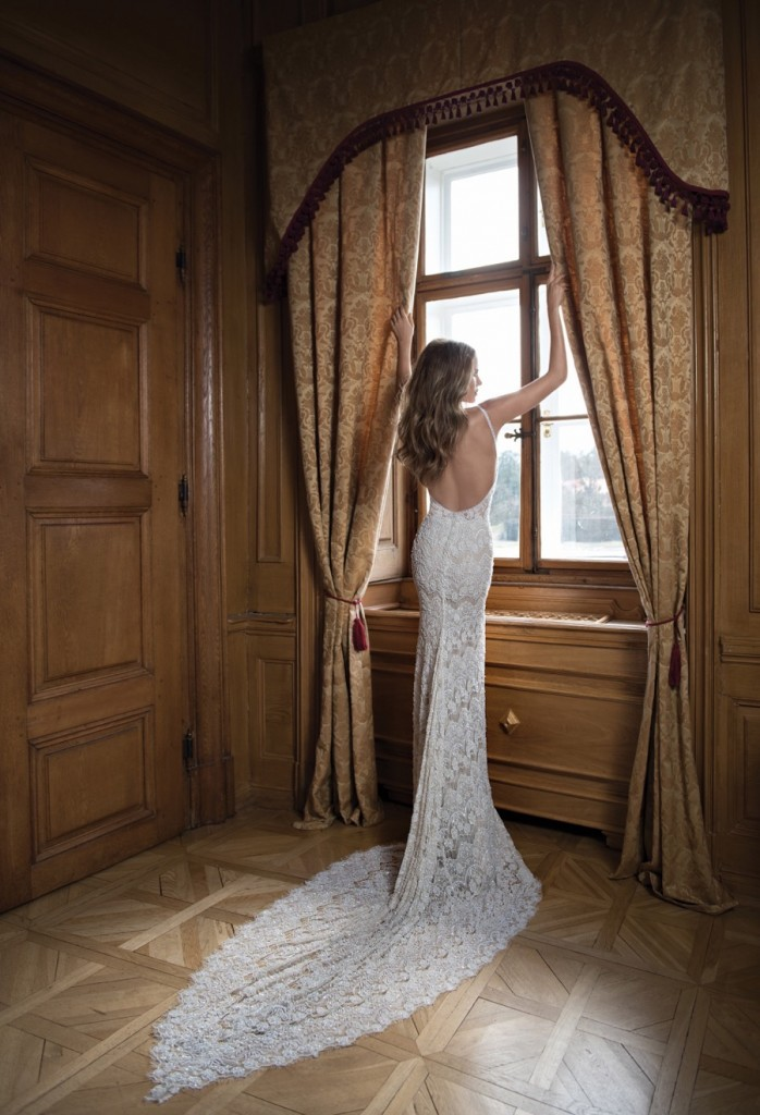 Berta Bridal FW 2015 Collection 8