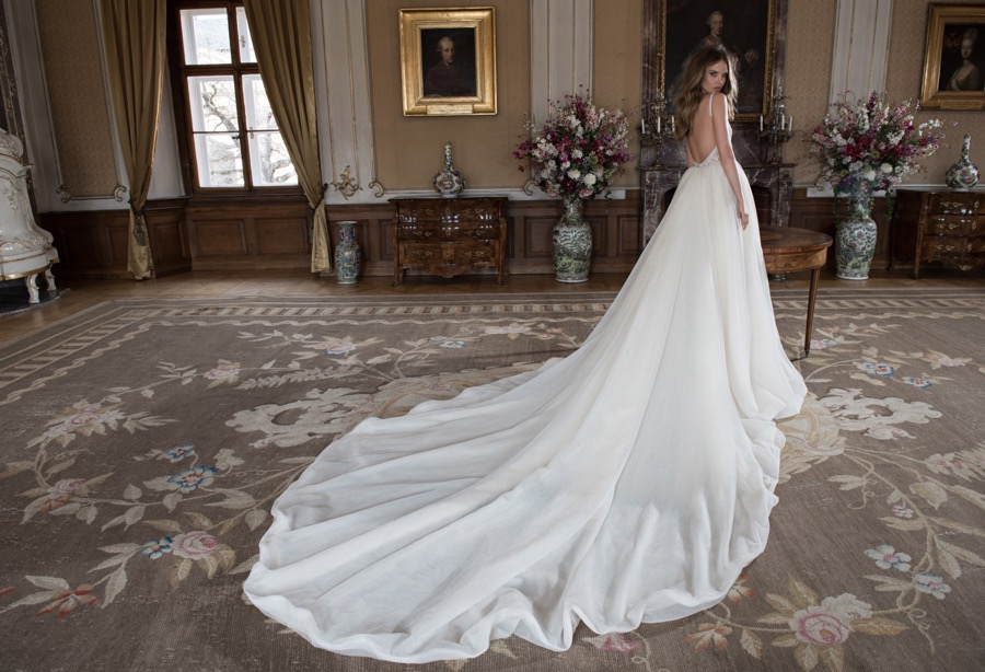 Berta Bridal FW 2015 Collection 9