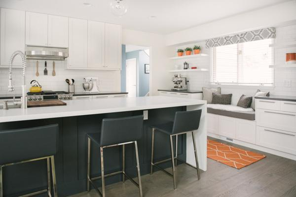 Clean White Kitchen Renovation Captured by Allie Siarto Photography (9)