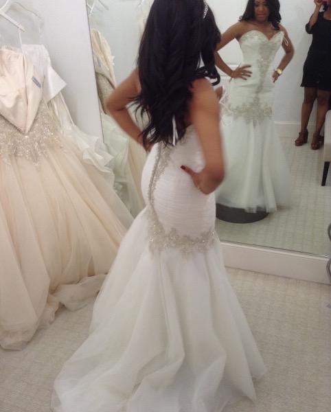 Dress shopping 1