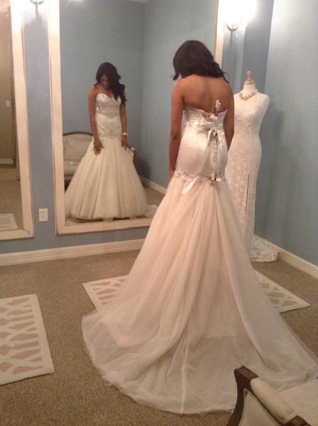Dress shopping 2