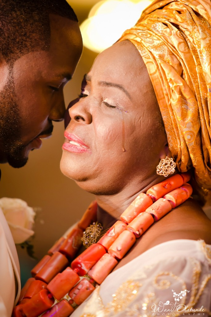 Emotional Mother Moments Wedding
