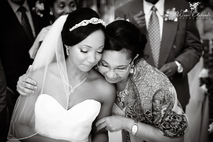 Emotional Mother of the Bride moments