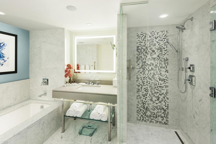Hamilton Princess Bathroom