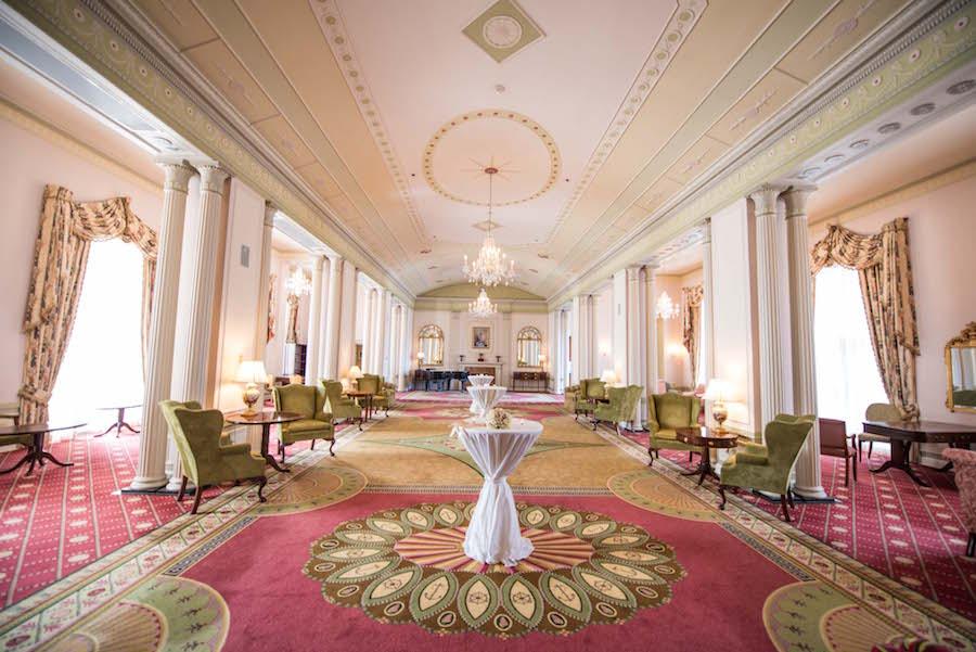 Hamilton Princess Bermuda Weddings-Ballroom