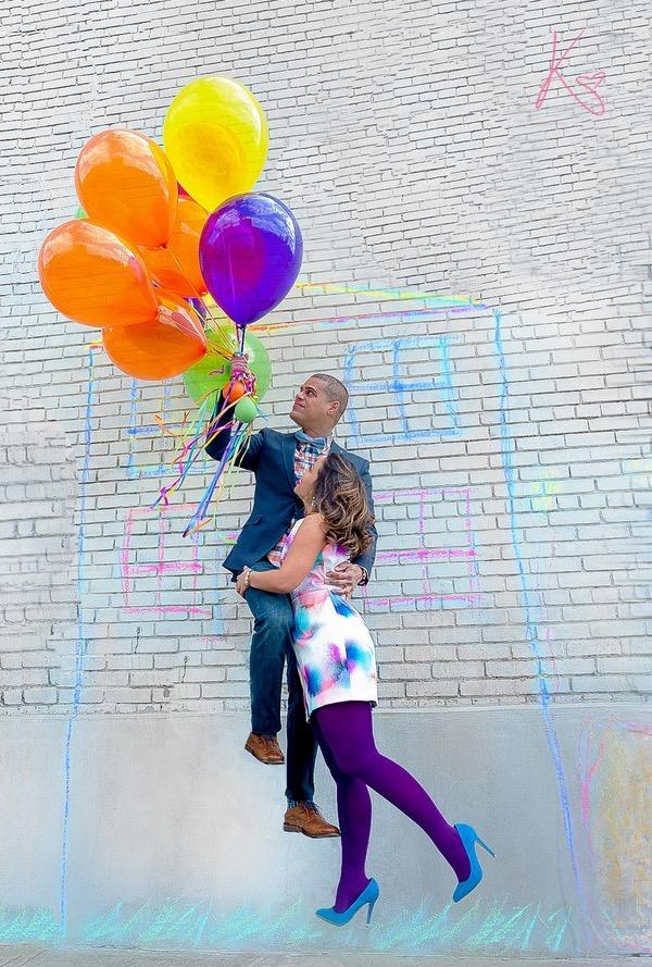 Magical Engagement Shoot by Kesha Lambert Photography 4