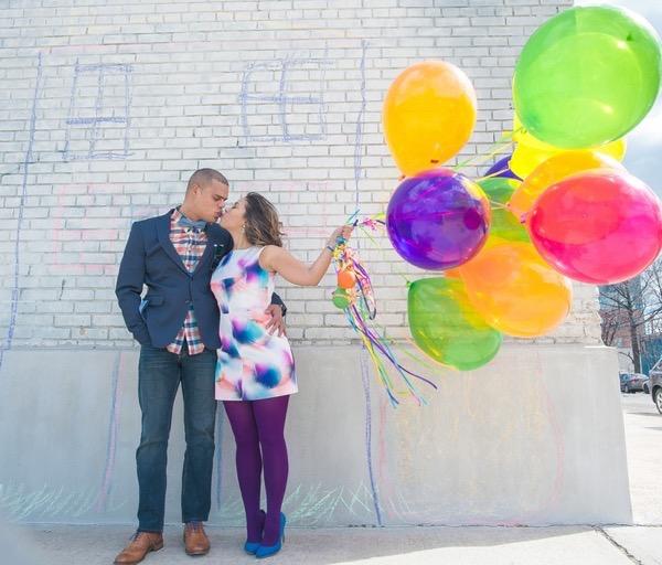 Magical Engagement Shoot by Kesha Lambert Photography 9