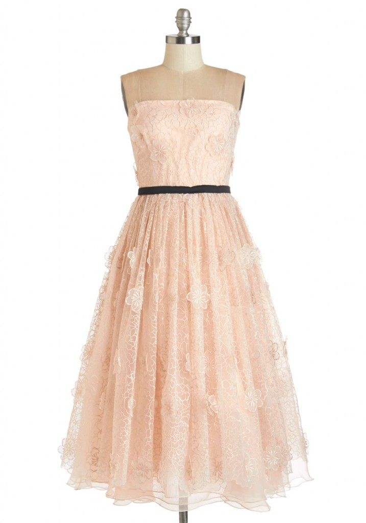 Pink Bridesmaid Dresses - Modcloth
