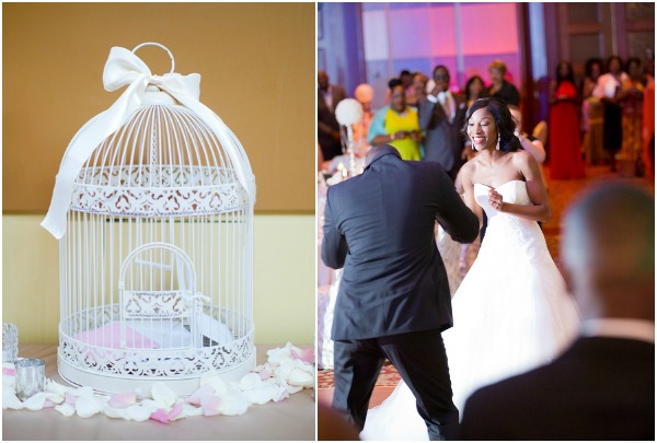 Roslyn and Yves wedding