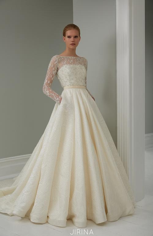 Steven Khalil Bridal 2015 Wedding Dresses 0