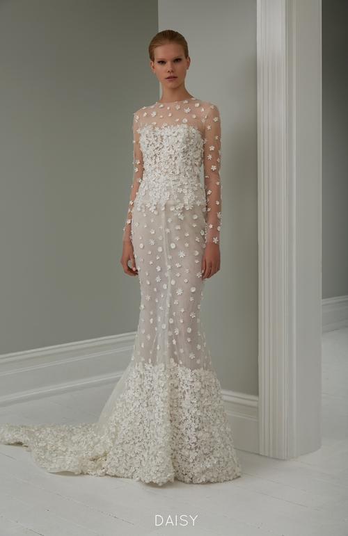 Steven Khalil Bridal 2015 Wedding Dresses 1