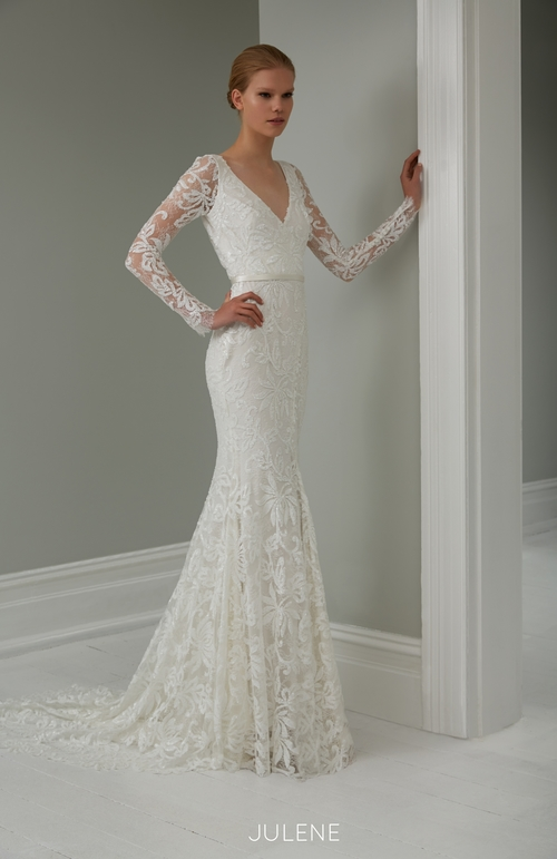 Steven Khalil Bridal 2015 Wedding Dresses 12