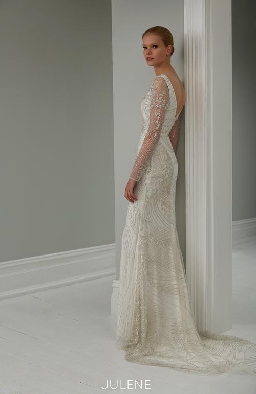 Steven Khalil Bridal 2015 Wedding Dresses 13