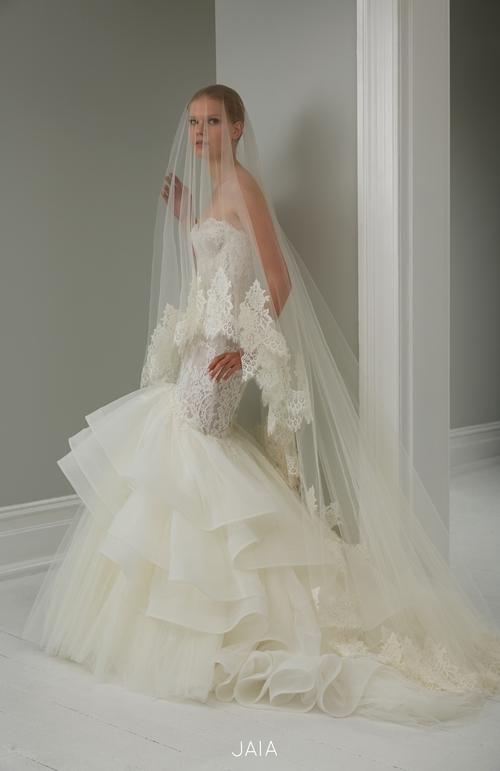 Steven Khalil Bridal 2015 Wedding Dresses 14
