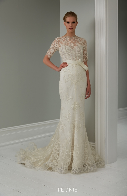 Steven Khalil Bridal 2015 Wedding Dresses 15