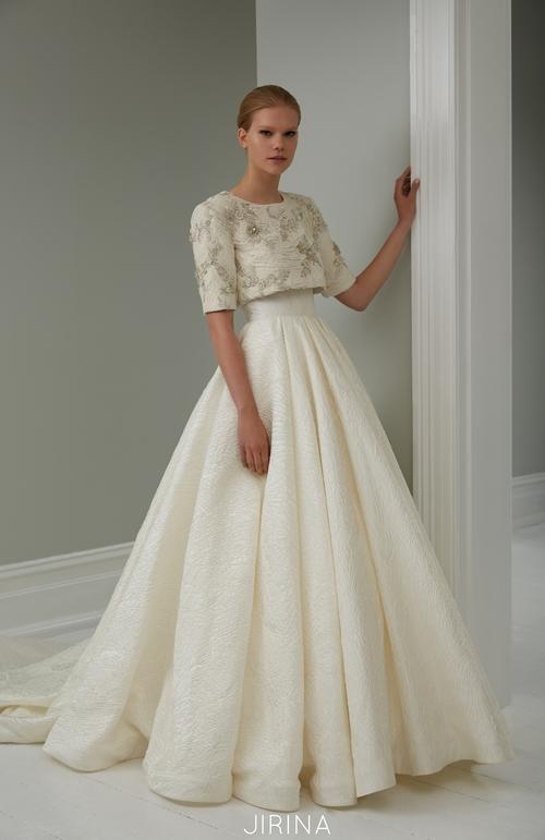 Steven Khalil Bridal 2015 Wedding Dresses 16