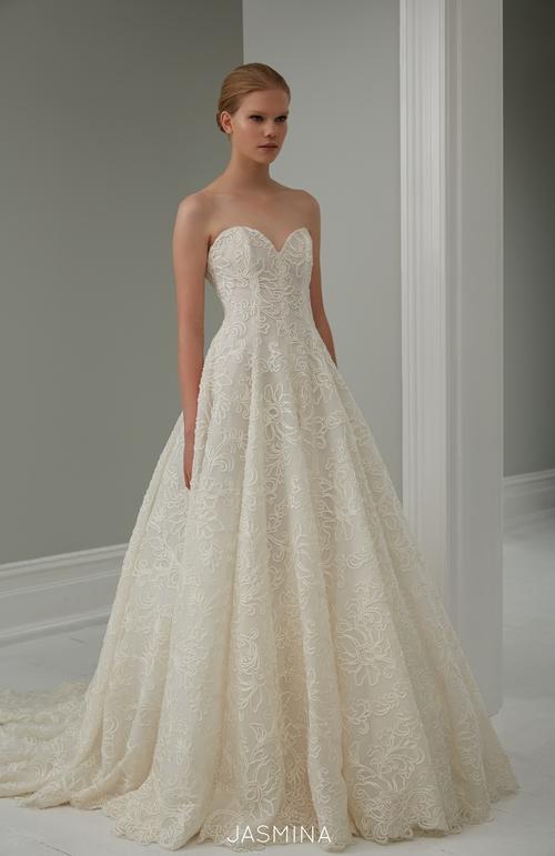 Steven Khalil Bridal 2015 Wedding Dresses 6