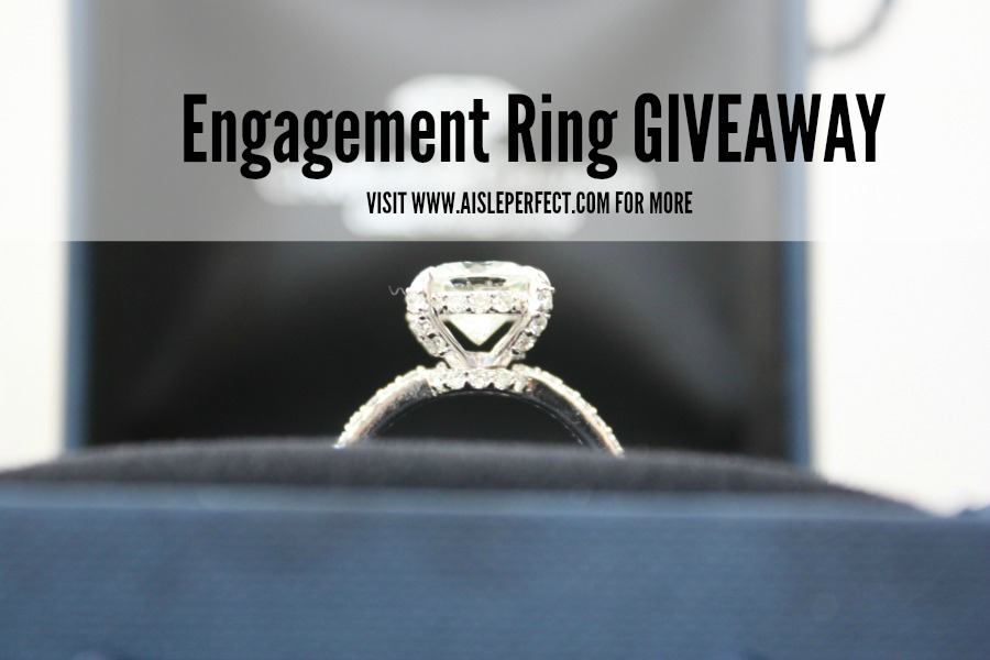 Win a Moissanite Engagement Ring by Love Moissy