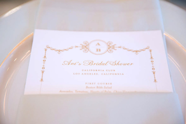 A Fabulous French Inspired Bridal Shower (2)