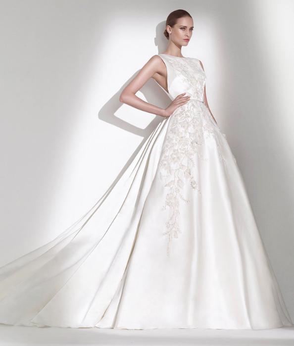 Lebanese Wedding Designer- Elie Saab for Pronovias