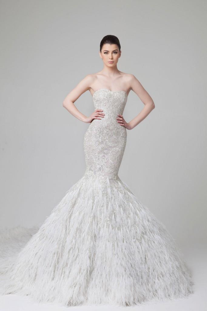 Rani Zakhem Bridal - Lebanese Wedding Designers