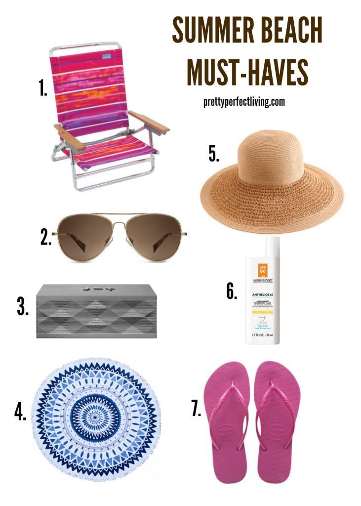 Summer Beach Must-Haves