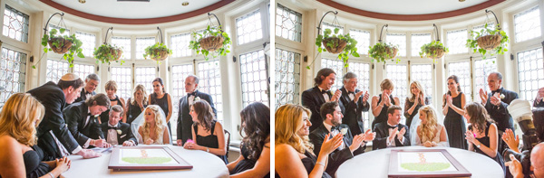 Tarrytown House and Estate Wedding by A Guy + A Girl (23)