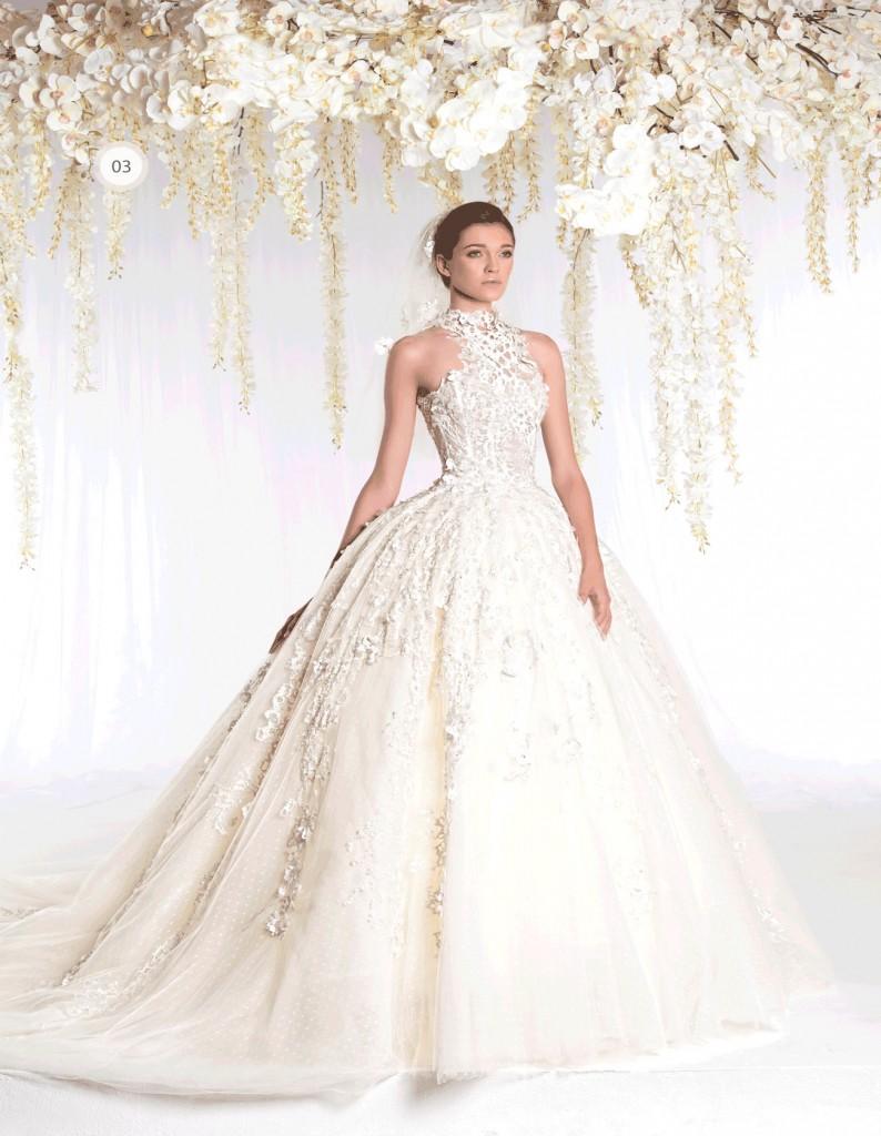 Ziad Nakad- Lebanese Wedding Designers - Aisle Perfect