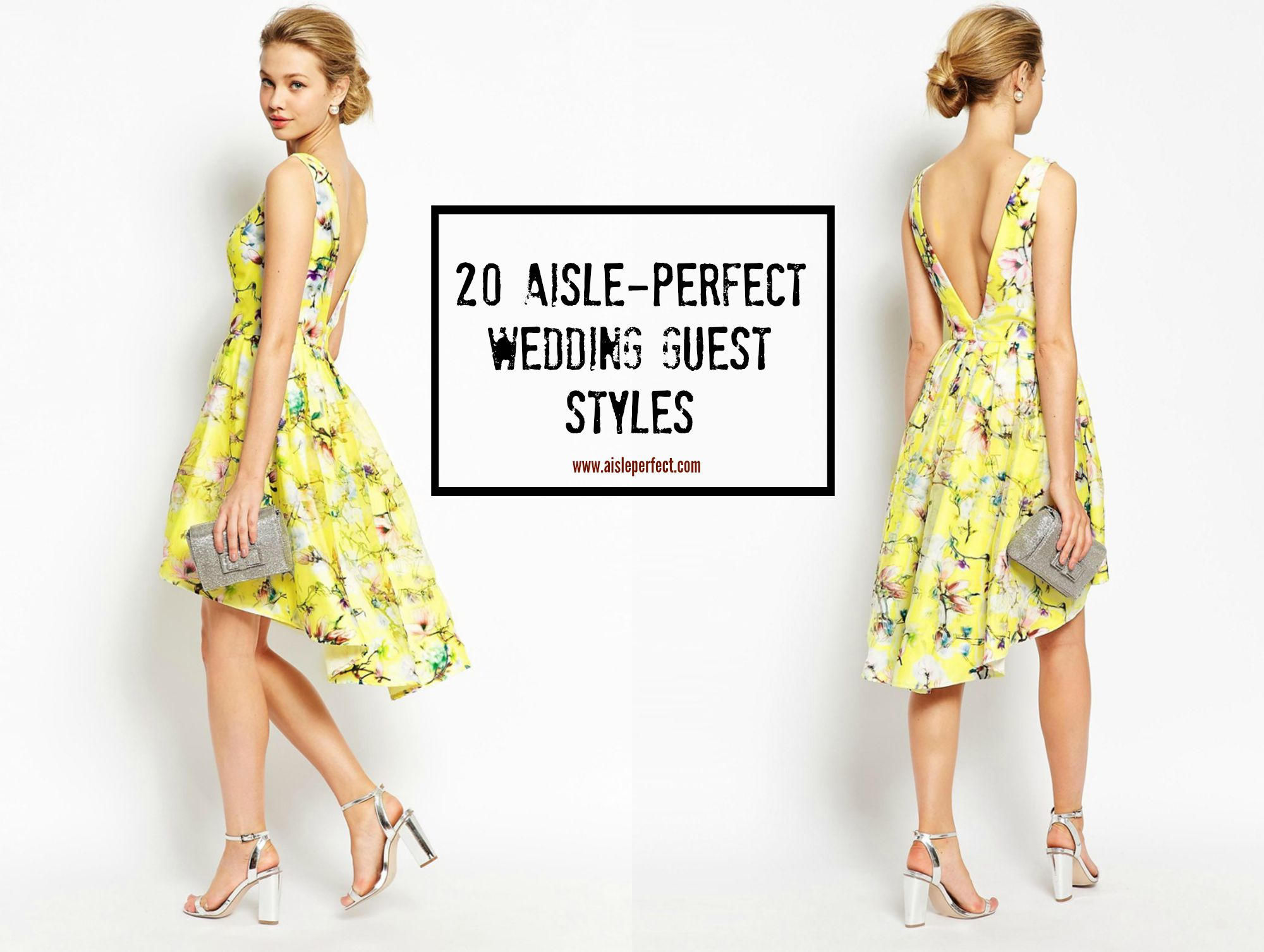 20 Aisle Perfect wedding guest styles by Chi Chi London
