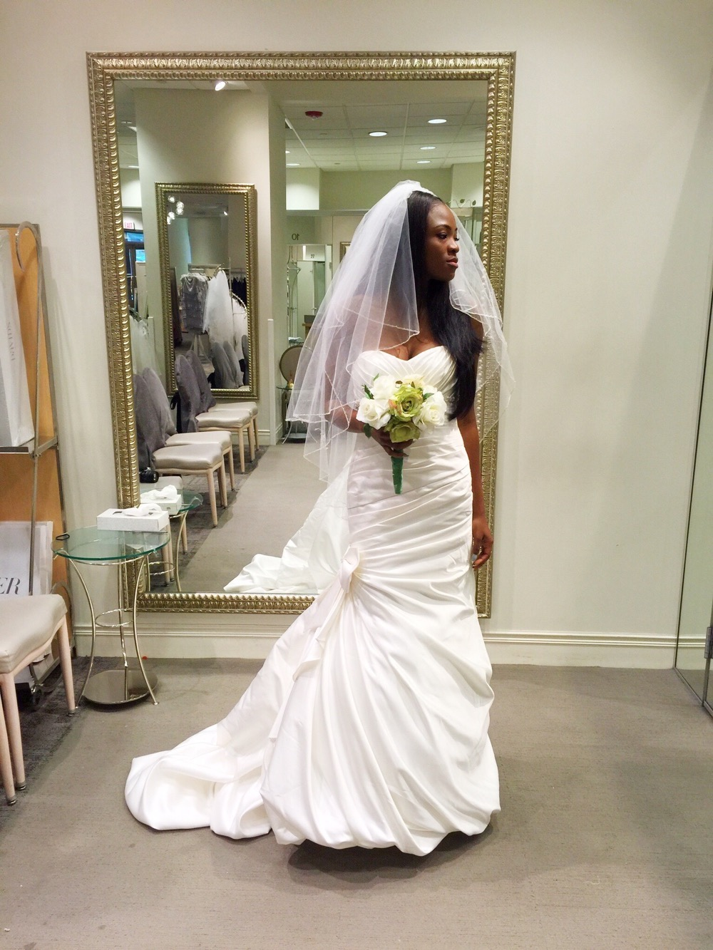 Affordable Elegant Wedding Gowns by David's Bridal 1