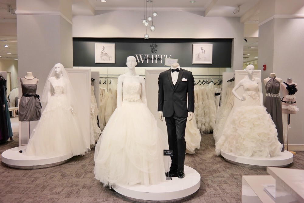 63eeab66653 Get your Entire Wedding Look for Under  500 at the David s Bridal ...